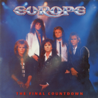 Europe - The Final Countdown - Vinyl LP